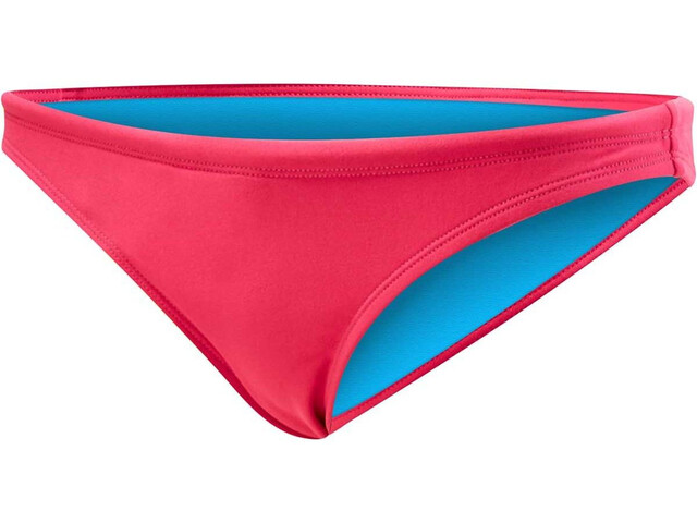 TYR Solid Mini Slip del bikini Mujer, fluo pink